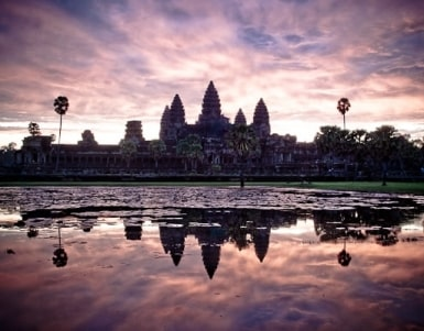 Visiting the Angkor Wat temples of Cambodia