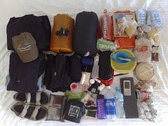 Things not to take backpacking