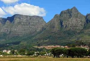 Landscapes, wildlife and culture of Cape Town