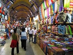 Grand Bazaar shopping review in Istanbul