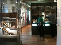 The Amsterdam history museum. 10 euros but very educational