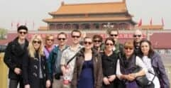 Group travel in China with Intrepid