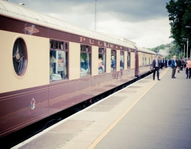 Orient Express British Pullman Review