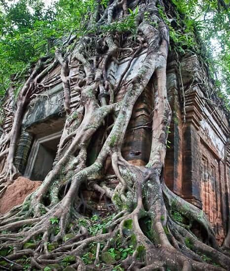 Koh Ker temples review