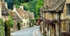Ideas for holidays in England
