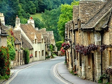 Places to visit in England