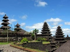 What to do in Bali - Temples