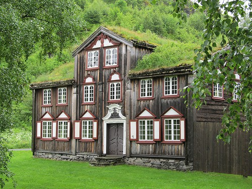 where to go in Norway Trondheim Bodo