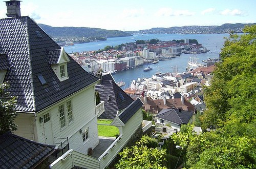 where to go in Norway Bergen