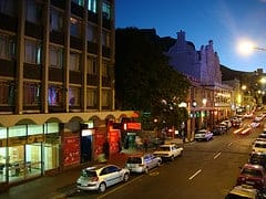 nightlife in cape town long street