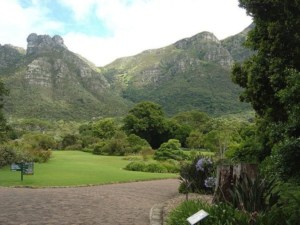 Parks and Gardens in Cape Town