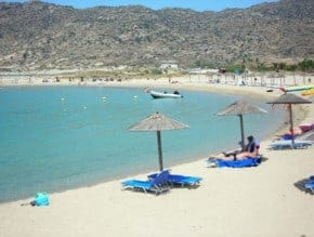 Places to get a tan in Greece this summer