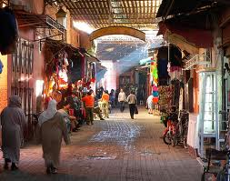 marrakech souks worth visiting