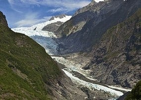 Glacial Goodness on the West Coast of New Zealand