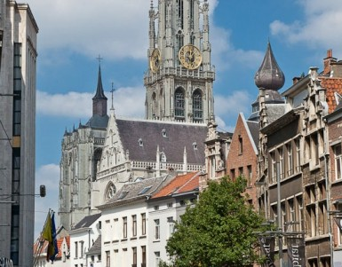 where to go in antwerp belgium