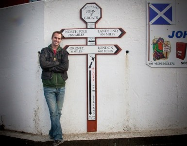 Road trip - Thurso and John O'Groats