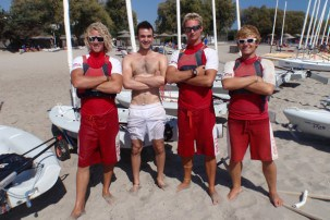 Learning to sail with Mark Warner Holidays