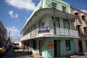Bridgetown walking tour in Barbados