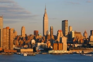 Guided tour of New York movie sights