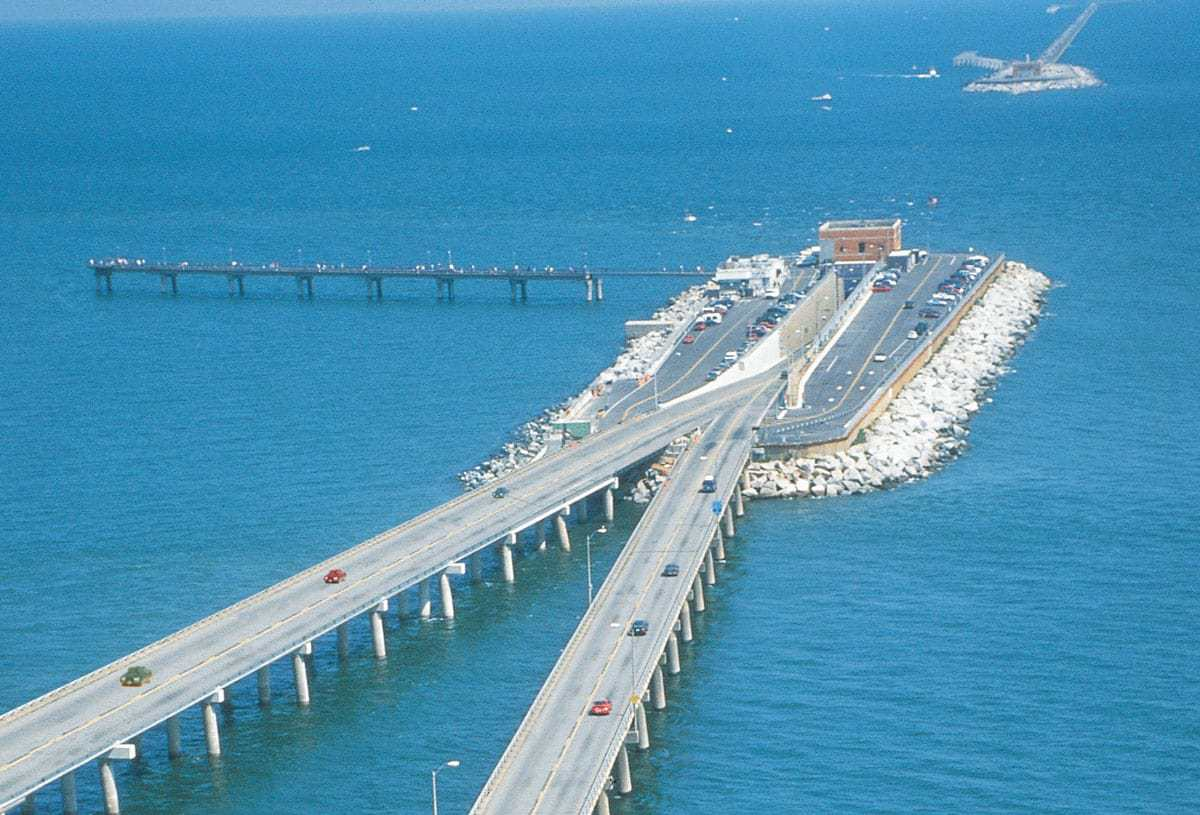 facts about the chesapeake bay bridge tunnel tourist review 2019