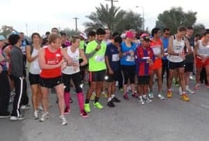 Running the Bahrain Marathon
