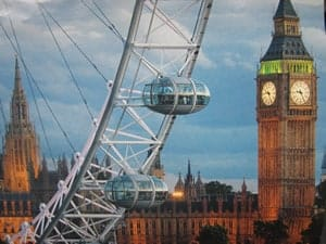 Can i propose on the London eye?