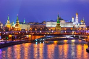 Guide to UNESCO World Heritage Sites in Russia