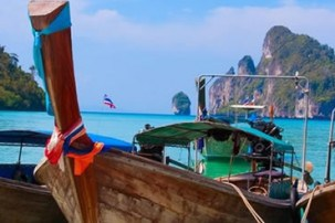 Honeymoon hot spots in South East Asia
