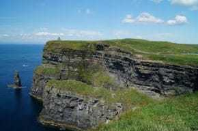 Holiday ideas for Ireland - Cliffs of Moher