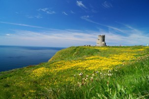 Visiting Ireland's stunning Cliffs of Moher