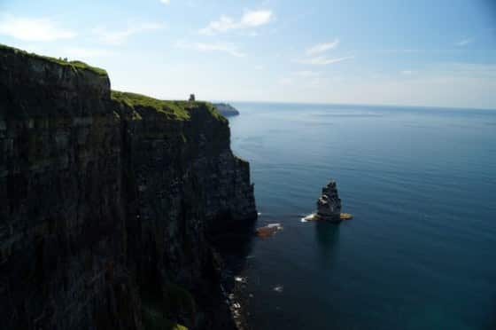 Review off the Cliffs of Moher