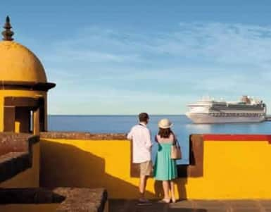 Interesting facts about P&O Cruises
