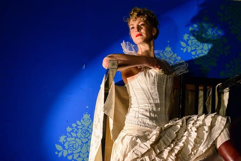 unusual theater productions in new york