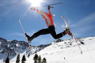 Spend your winter as a ski instructor