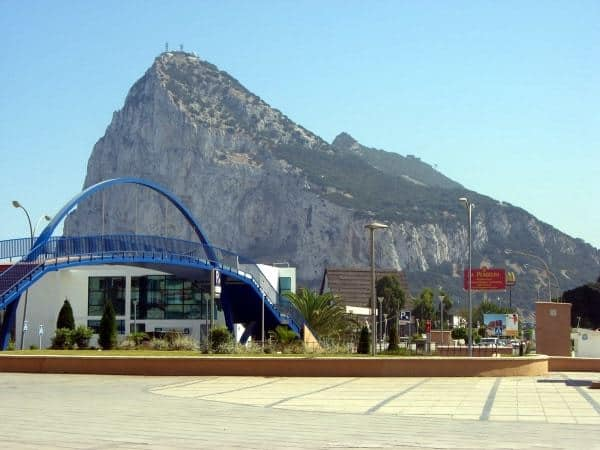 costa del sol road trip to Gibraltar