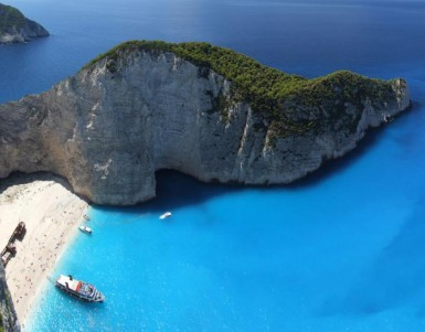 A short guide to Zante Island in Greece