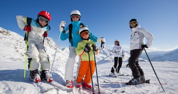 Guide to family ski resorts