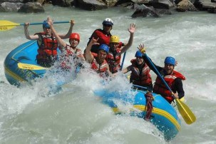 where to go white water rafting