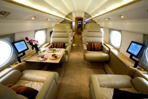 The demand for private jets in sports travel