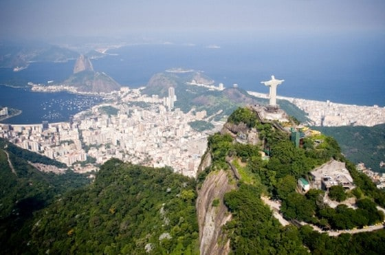 what to see in Brazil