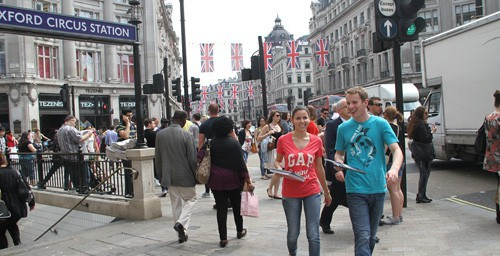 Where to learn a language in London