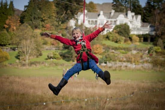 adventure for kids in the UK
