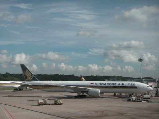 Singapore Airlines SQ319 review