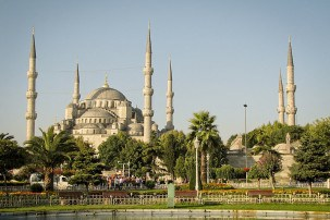 Mystical Journey to Istanbul