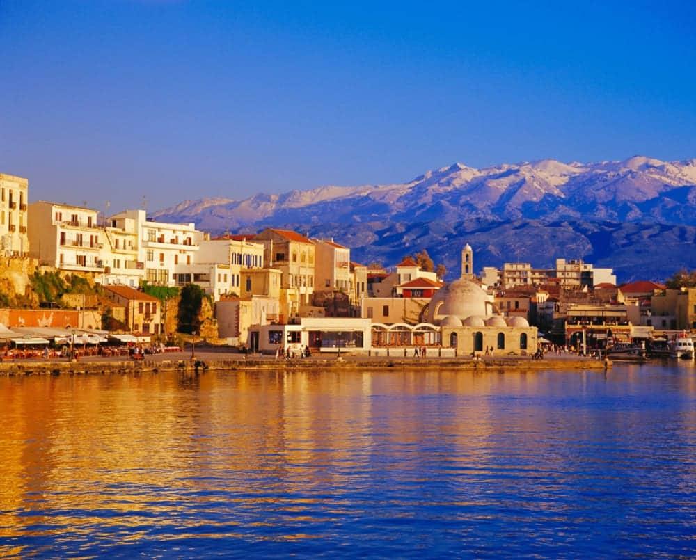 Crete coastline guide