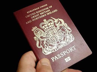 UK passport guide