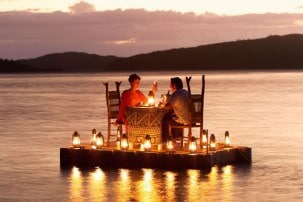 Most Romantic Island Destinations