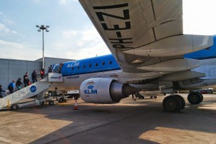 Celebrating KLM's 95th Anniversary in Style!