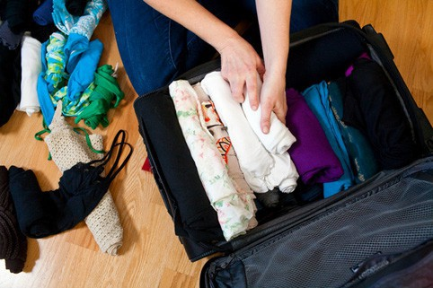 Packing tips for shopping