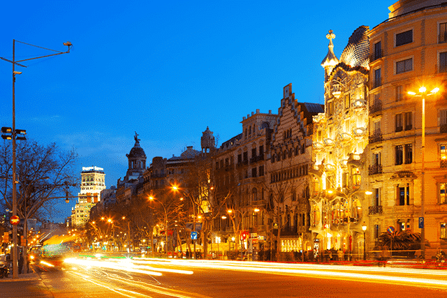 Where to rent in Barcelona